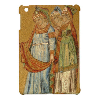Three Graces Golden Mosaic Cover For The iPad Mini