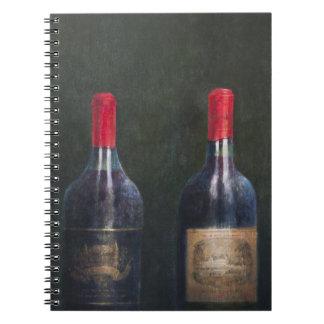 Three Great Clarets 2014 Notebook