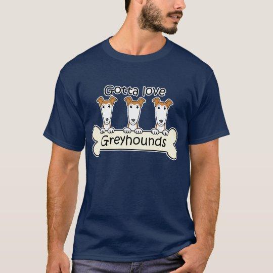 Three Greyhounds T-Shirt