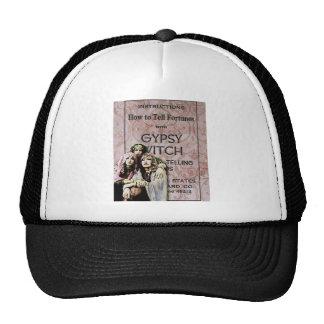 Three Gypsies, altered art Trucker Hat