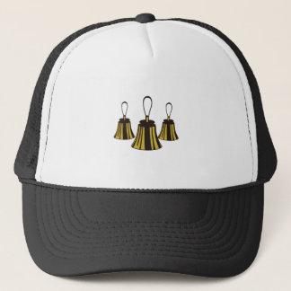 Three Handbells Trucker Hat