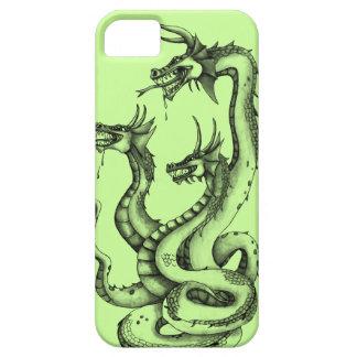Three Headed Hydra Design iPhone 5 Cover