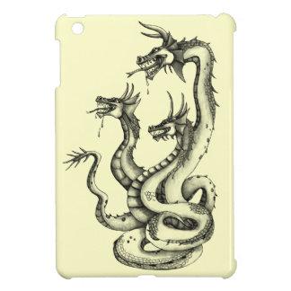 Three Headed Hydra Design iPad Mini Covers