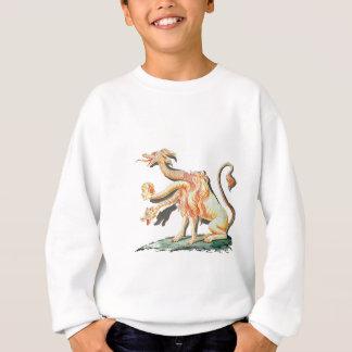 Three-Headed Satanic Monster Sweatshirt