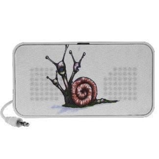 Three Headed Snail Portable Speaker