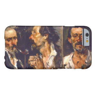 Three Heads 1887 Barely There iPhone 6 Case