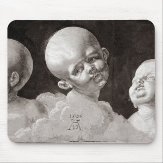 Three Heads of Children, 1506 Mouse Pad