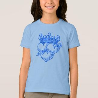 Three Hearts & Crown T-Shirt