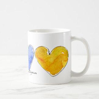 Three Hearts Mug