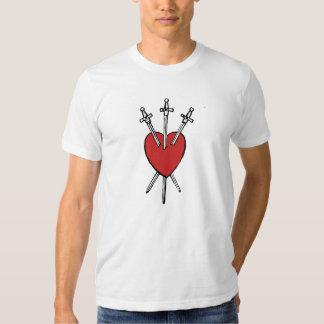 Three Hearts T-shirt