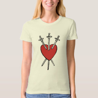 Three Hearts T-Shirt
