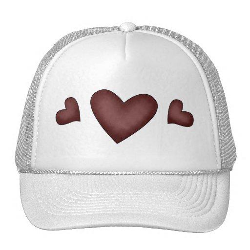Three Hearts Trucker Hat