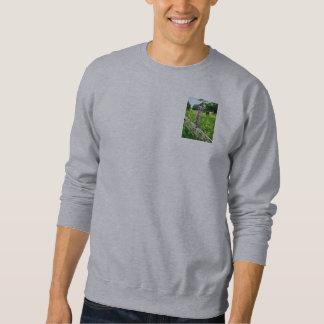 Three Horses in Distance Sweatshirt