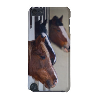 Three Horses in Stables  iPod Touch 5G Cover