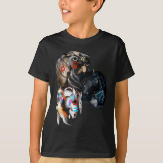 Three Horses Shirt
