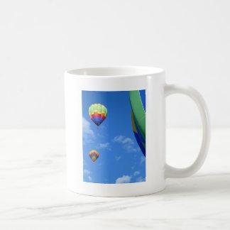 Three Hot Air Balloons Coffee Mug