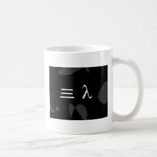 Three Humans Classic White Coffee Mug