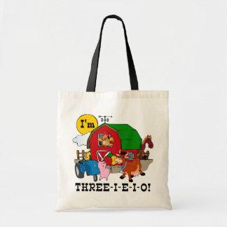 THREE-I-E-I-O BAG