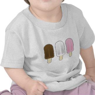 Three Ice Cream Bars Shirt