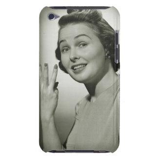 Three iPod Case-Mate Case