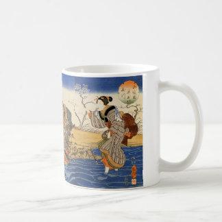 Three Japanese Women Coffee Mug