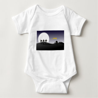 Three Kings Baby Bodysuit