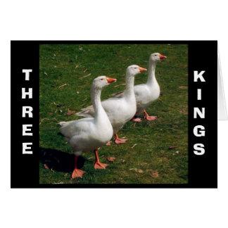 Three Kings! Card