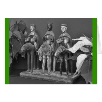 Three Kings Card