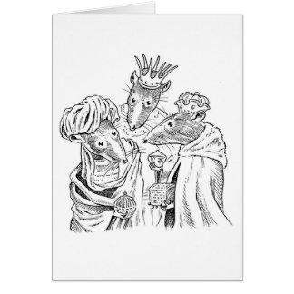 Three Kings Cards