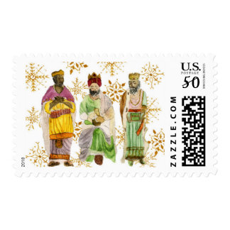Three Kings Christmas Stamp