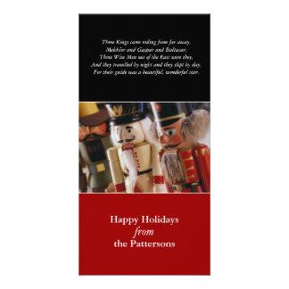 Three Kings Holiday Photo Card