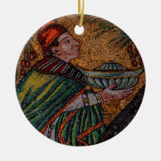 Three Kings II Melchior Christmas Ornament