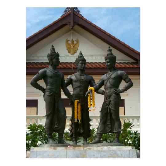 Three Kings Monument Postcard