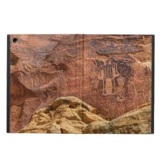 Three Kings Petroglyph - Mcconkie Ranch - Utah iPad Air Case
