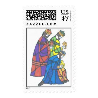 Three Kings Postage