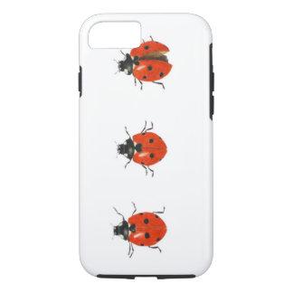 Three ladybirds 2013 iPhone 7 case