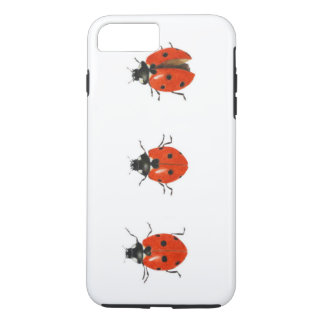 Three ladybirds 2013 iPhone 7 plus case