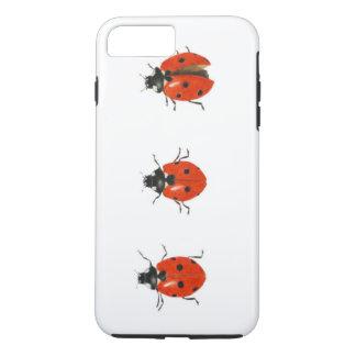 Three ladybirds 2013 iPhone 8 plus/7 plus case
