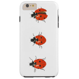 Three ladybirds 2013 tough iPhone 6 plus case