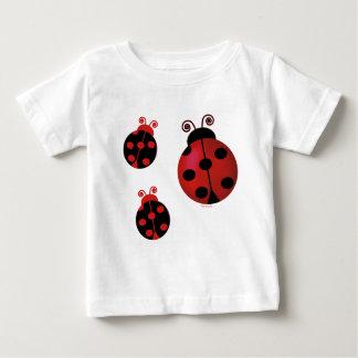 Three Ladybugs Tshirt