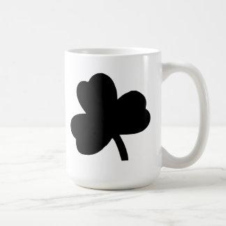 Three-Leaf Clover Coffee Mug