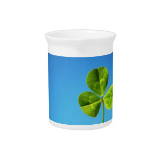 three leaved clover beverage pitchers