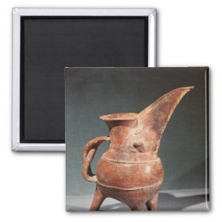 Three-legged 'Kuei' jug, from Weifang, Fridge Magnet
