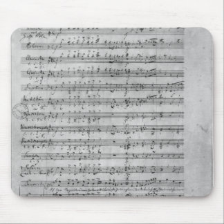 Three Lieder Mouse Pad