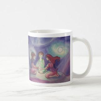 Three Lights Coffee Mug