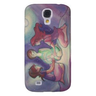 Three Lights Samsung Galaxy S4 Cover