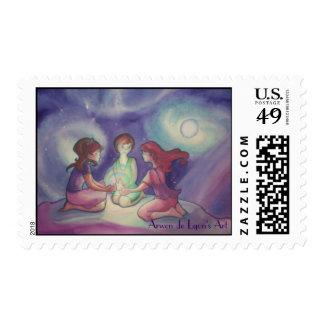 Three Lights Stamps