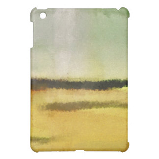Three Lines Fine Art Digital Painting iPad Folio Cover For The iPad Mini
