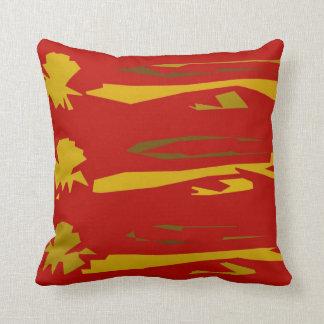 Three lions pillows