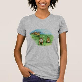 Three Little Binkies T-shirts